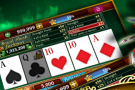 Video poker online