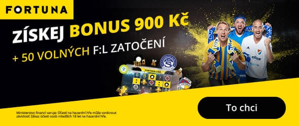 50 free spins za registraci od Fortuny